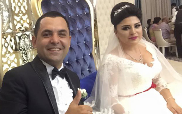Azərbaycanlı müğənni ərə getdi