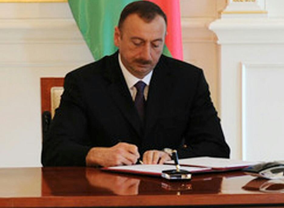 Image result for ilham eliyev imza