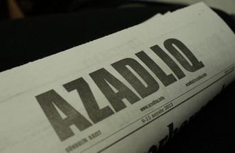 Image result for Azadlıq qəzeti