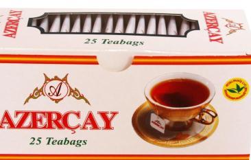 """Ermənistanda """"Azərçay"""" satılır"""
