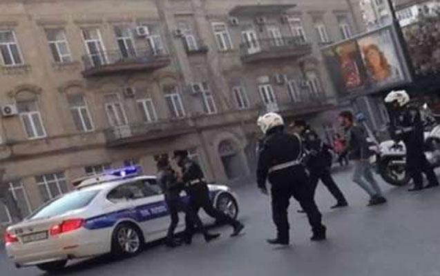 Yol polisi piyadanı vurdu