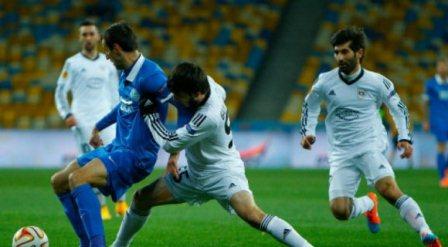 """Bu gün """"Qarabağ"""" """"Dnepr""""i qəbul edəcək"""