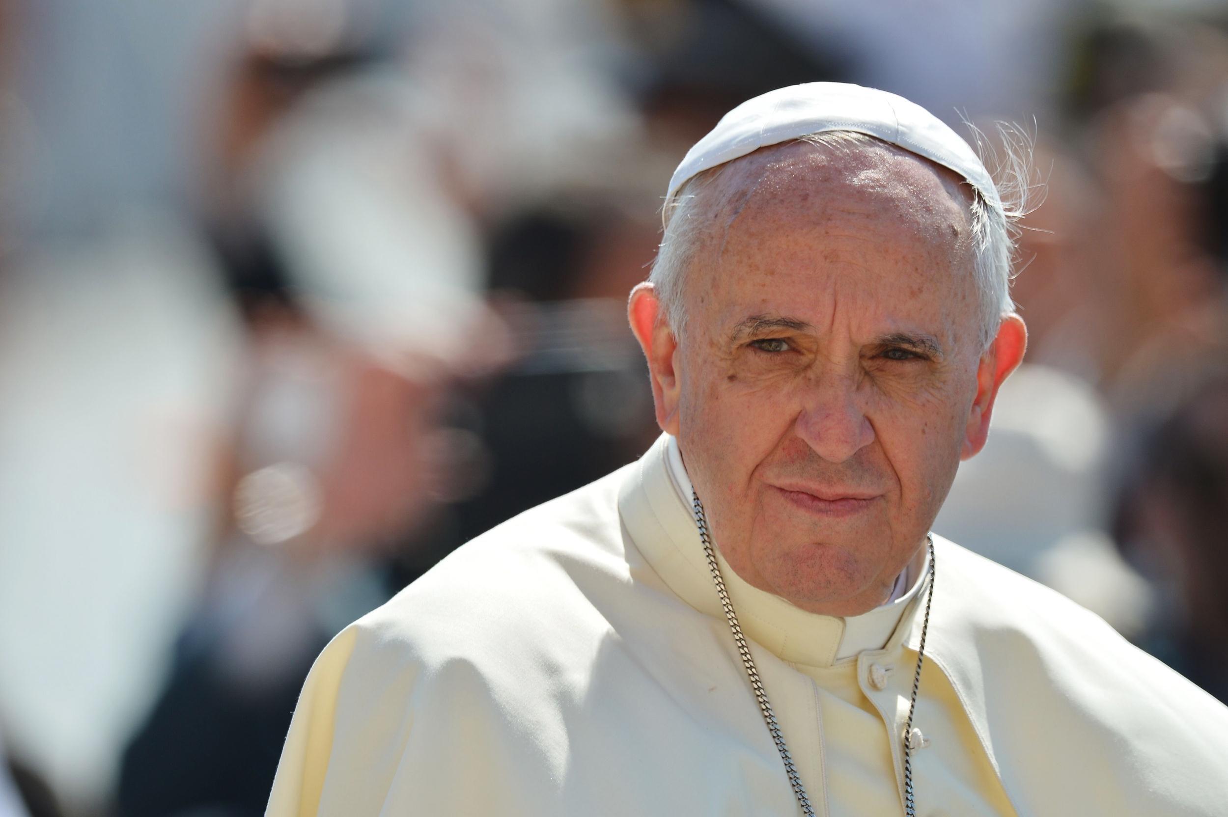 Roma Papası Heydər məscidinə getdi