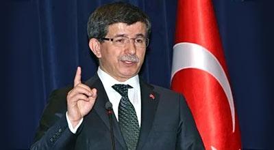 """Davudoğlu: """"Bu, Rusiyaya son xəbərdarlığımızdır"""""""