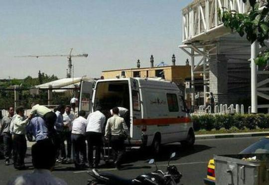 Image result for Ayətullah Xomeyninin türbəsi