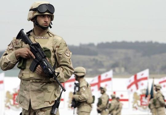 Gürcüstanda NATO-nun hərbi təlimləri başlayıb
