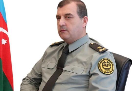 Azərbaycanda General-mayor işdən çıxarıldı
