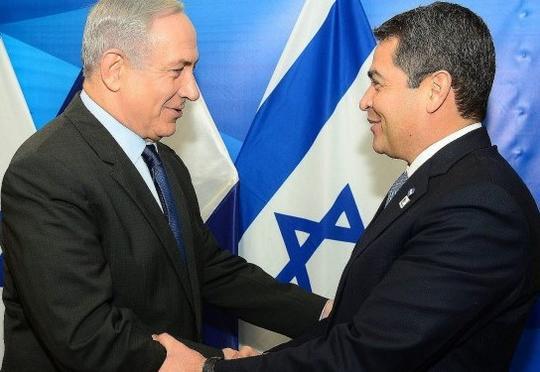 Amerika ölkəsi İsraillə dostluğu pozdu