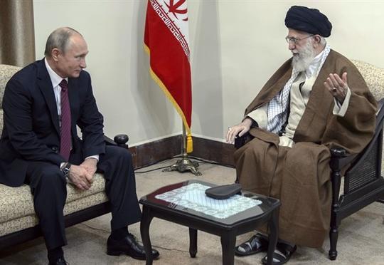 """""""İran və Rusiya ABŞ-a qarşı..."""""""