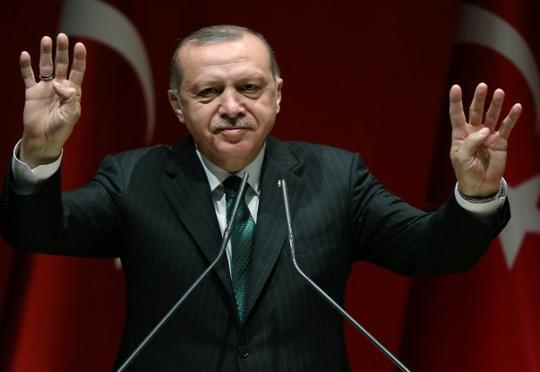 Ərdoğanın Azərbaycana rəsmi səfəri başa çatıb