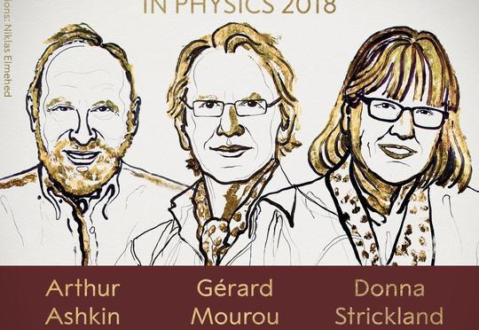 Fizika üzrə Nobel mükafatı bu alimə verildi
