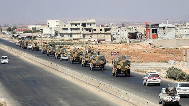 Türkiyə İdlibdən ağır silahların çıxarıldığını açıqladı