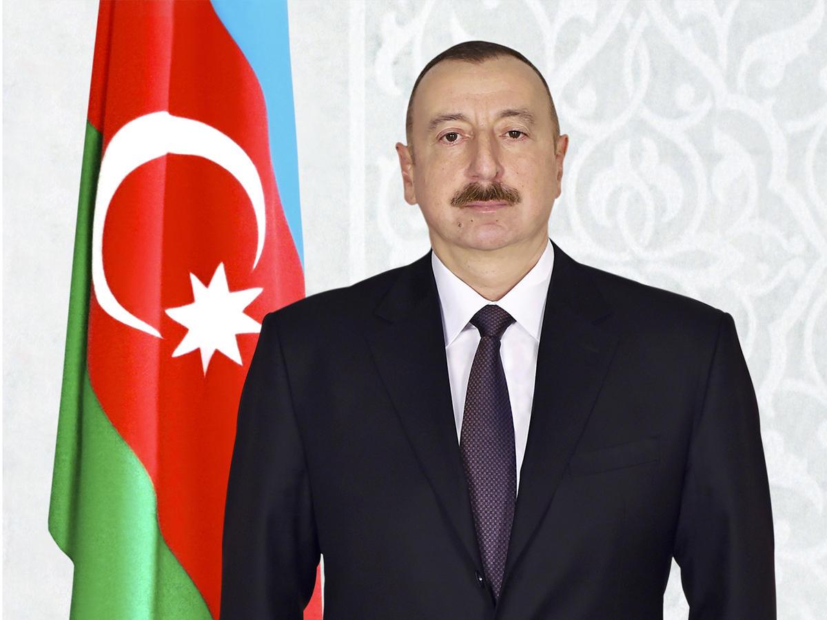 Prezident İlham Əliyev litvalı həmkarını təbrik etdi