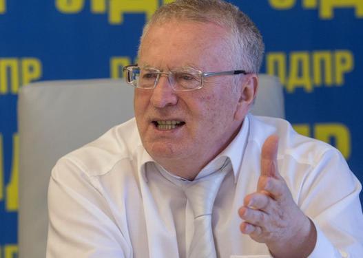 Rusiyalı deputat Jirinovskini məhkəməyə verdi -