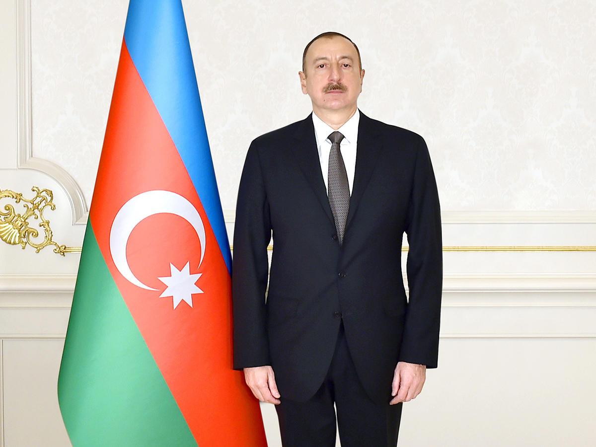 Prezident İlham Əliyev Əfqanıstanın dövlət başçısına başsağlığı verib