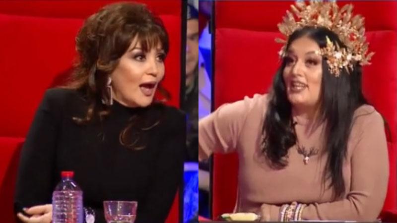 Nazpəri ilə Elza arasında dava: