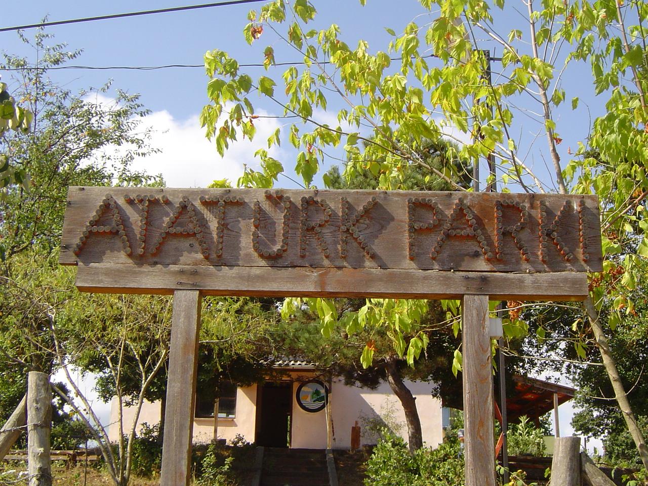BŞİH Atatürk parkı ilə bağlı açıqlama yaydı