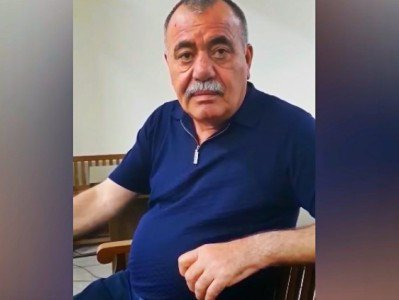 Erməni general ev həbsinə buraxılmadı
