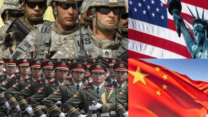 """""""ABŞ Çini vurmağa hazırlaşır"""""""