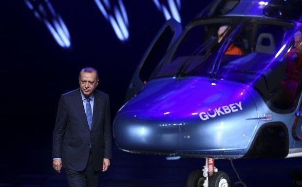 Yeni türk helikopteri təqdim olundu