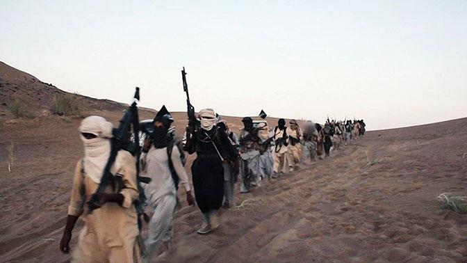 İŞİD-çilər həbsxanadan qaçdılar