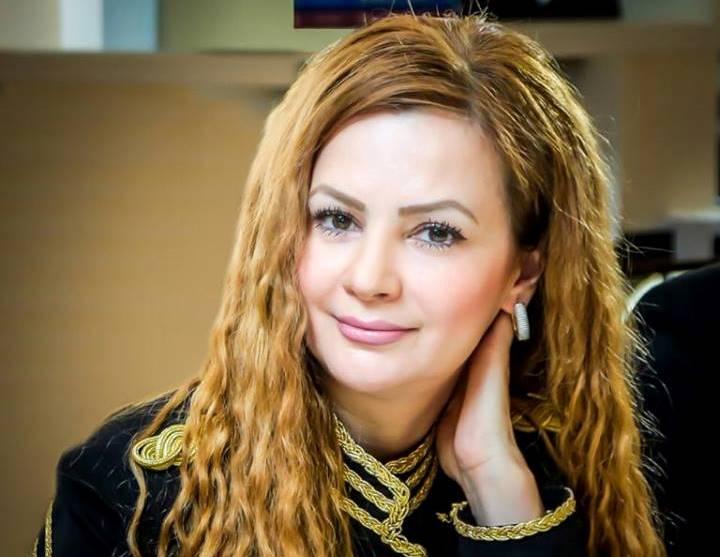 """Sevinc Tofiqqızının """"Mübariz"""" mahnısı İraq televiziyasında."""