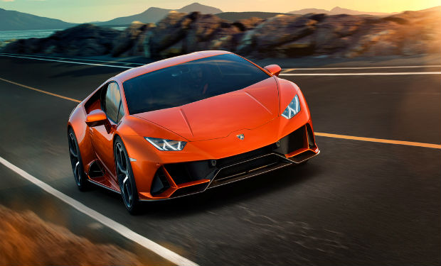 """""""Lamborghini""""dən yeni """"Huracan Evo"""" modeli"""