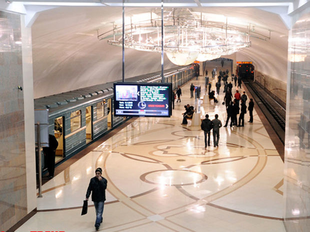 Bakı metrosu maşinist axtarır