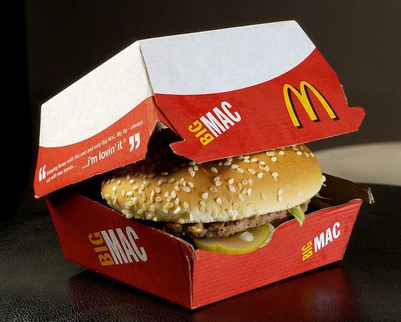 """""""McDonald's"""" """"Big Mac""""dan məhrum oldu"""