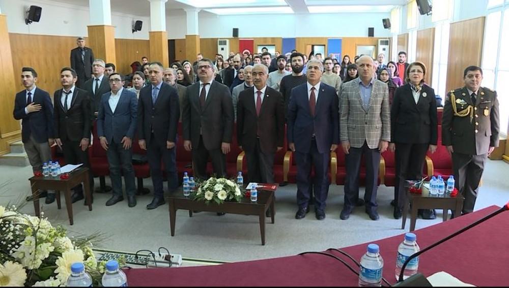Ankarada keçirilən konfrans 20 Yanvar faciəsinə həsr olundu