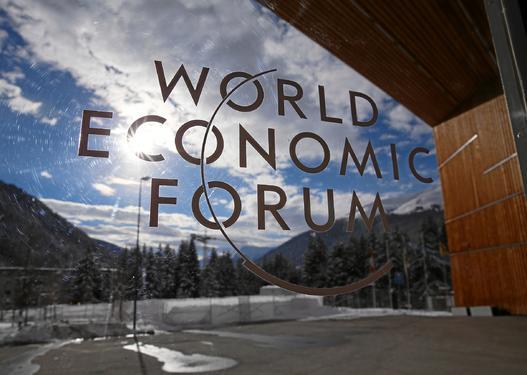 Davos şəhərində Dünya İqtisadi Forumu işinə başladı