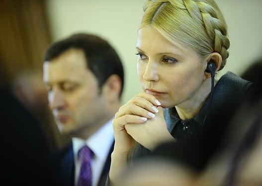 """Yuliya Timoşenko """"uçan güllə""""dir -"""