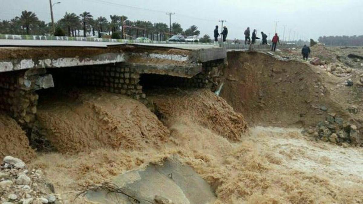 İranda selə görə iki kənd boşaldıldı