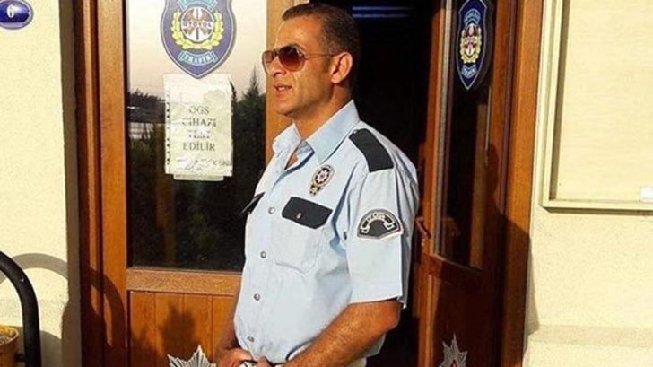 Polis iş yoldaşını öldürdü