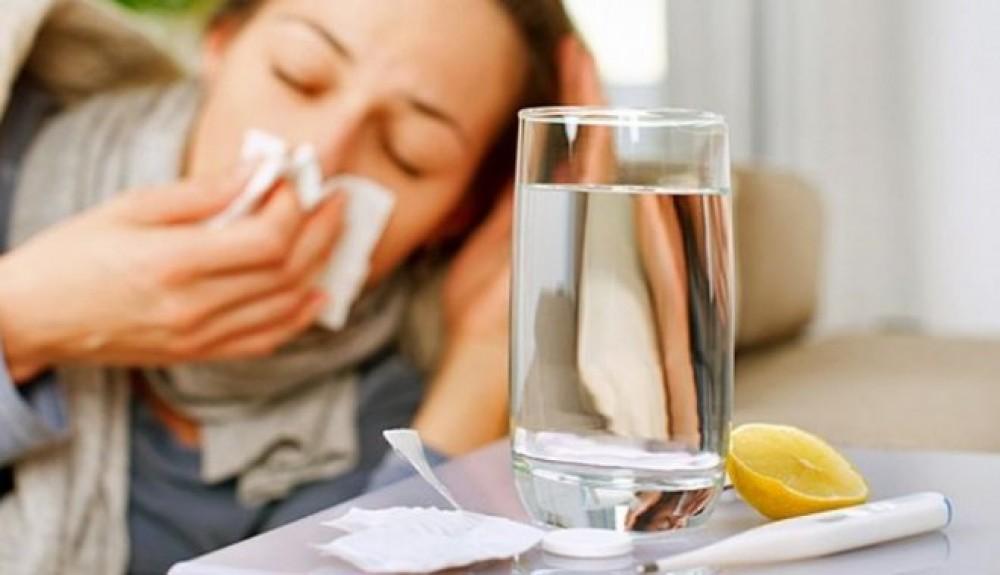 Qrip epidemiyası davam edir