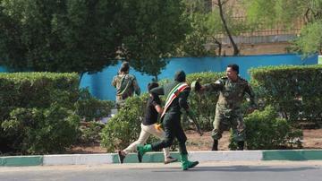 İranda bir sutkada ikinci terror -