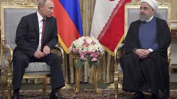 Putin başsağlığı verdi, Ruhani anlamadı