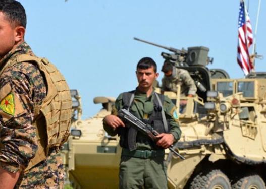 ABŞ generalı Suriyada PKK-lı terroristlə görüşdü