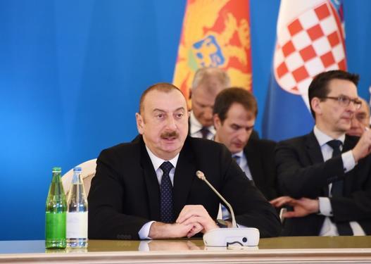 Prezident Bakıda Cənub Qaz Dəhlizi ilə bağlı mühüm toplantıda iştirak edir -