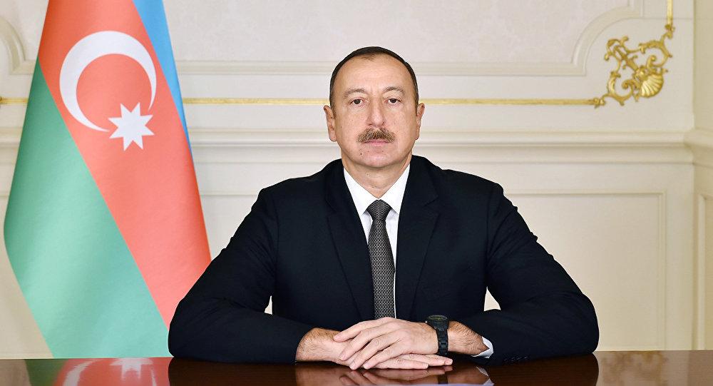 İlham Əliyev Estoniya prezidentini təbrik etdi