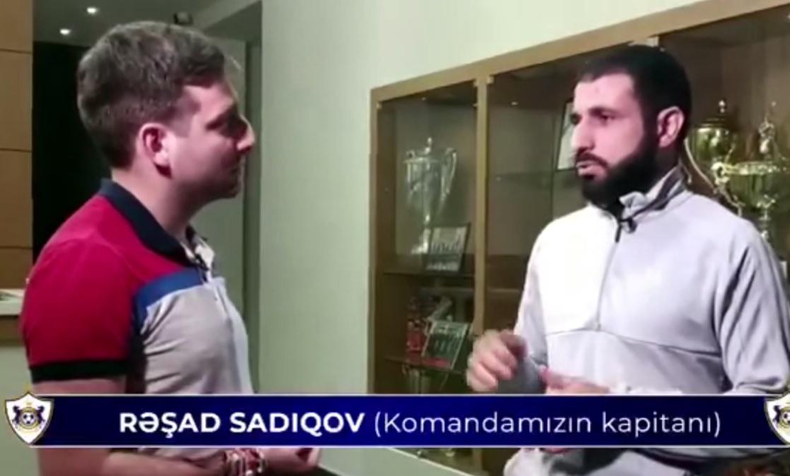 Rus kanalından Rəşada qadağa