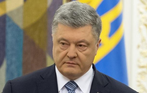 Seçkidən sonra Krım və Donbası qaytaracağam - Poroşenko