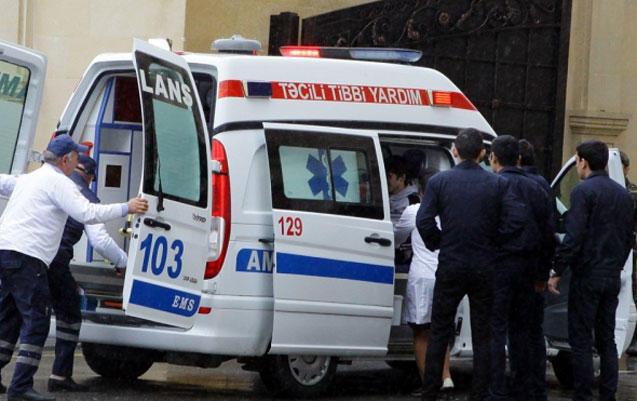 4 yaşlı uşaq turnikdən yıxılıb öldü