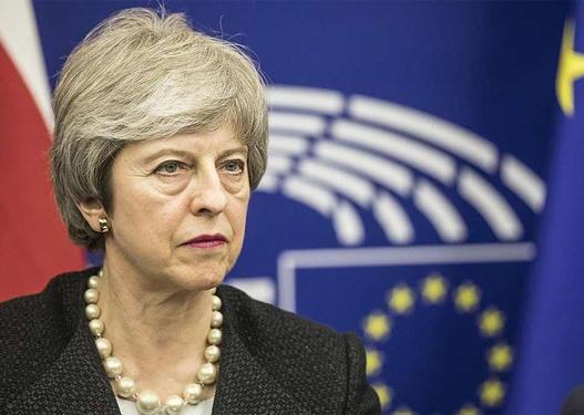Tereza Mey Brexit-in tarixinin təxirə salınmasına etiraz etdi