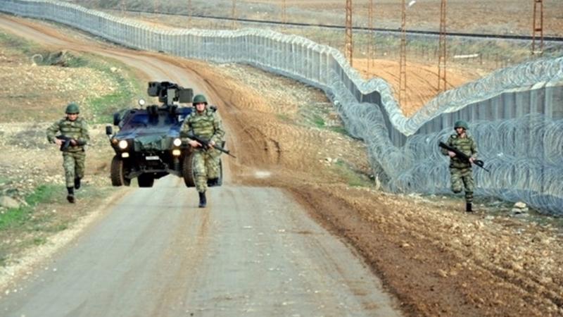 İki ölkənin ordusu Türkiyə ilə sərhədə yerləşdirildi
