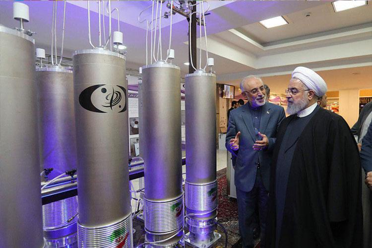 İran 9 yeni nüvə məhsulunu təqdim etdi