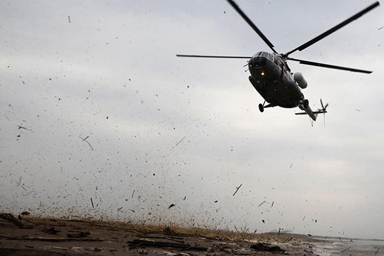 İranda helikopter qəzaya uğradı - Ölən var