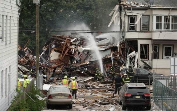 ABŞ-da binada partlayış oldu - Ölən var