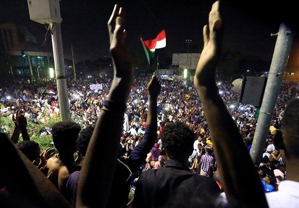 Sudanda ordu prezidenti devirib - Yenilənib