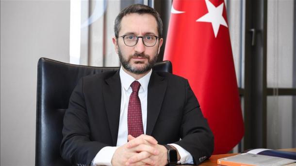 Türkiyənin Prezident Administrasiyasından Fransaya sərt reaksiya